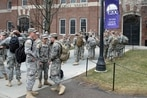 Military brass to gather in Vermont to highlight ROTC origin