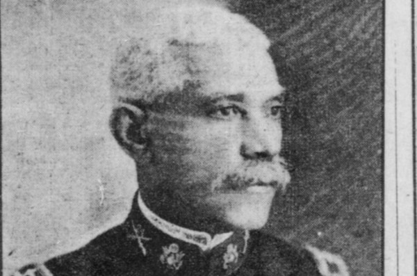 The Navy petty officer who rose to become a lieutenant colonel in the Army and the founder of the town of Allensworth as a haven against bigotry. (The Washington Times., June 15, 1904, Evening, Page 6, Image 6, Library of Congress)