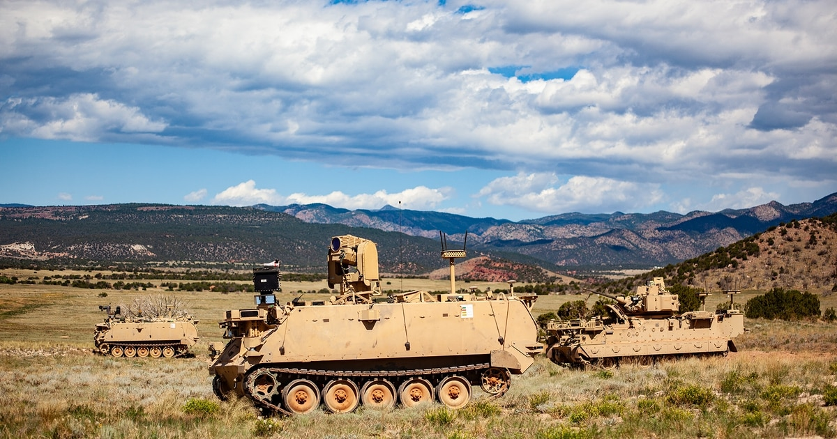 US Army looks for nontraditional business to tackle robotic vehicle sustainment