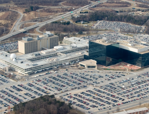The NSA is looking to move work to lower classification levels. (Saul Loeb/AFP via Getty Images)