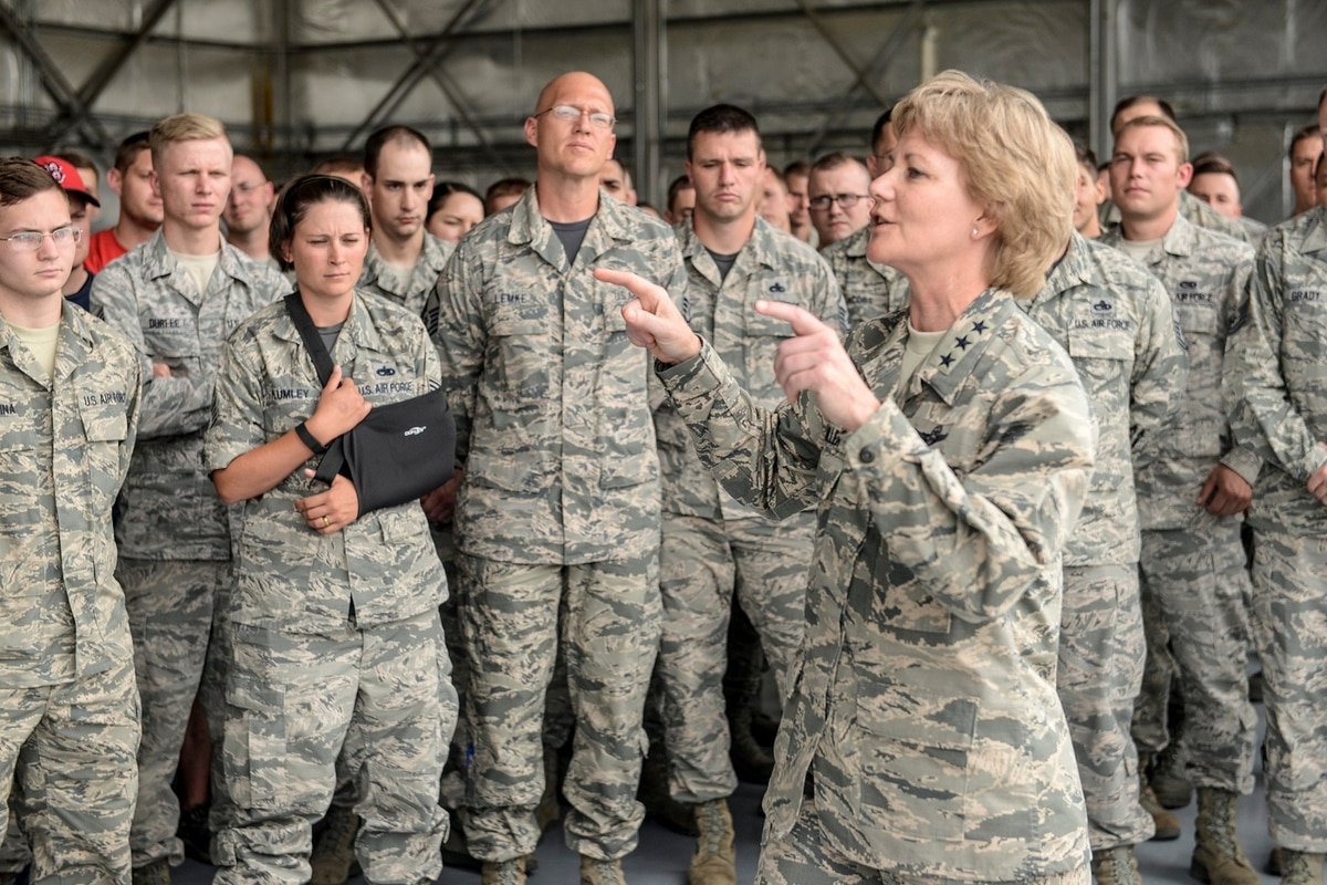 Air Force Reserve Command focuses on readiness amid challenges