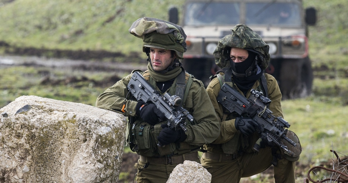 Israel rolls out new wartime plan to reform armed forces
