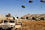 The US is pulling troops out of Syria and Afghanistan, but the tonnage of airdropped supplies is spiking