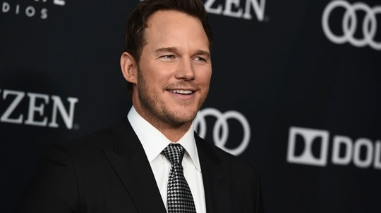Chris Pratt stars in