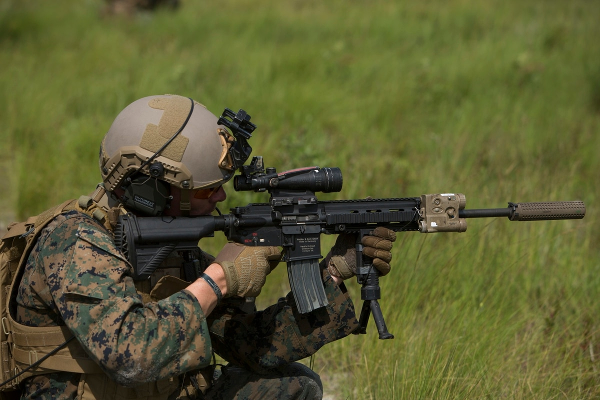 Modernizing Infantry Marines Big Changes Coming As Grunts Take On