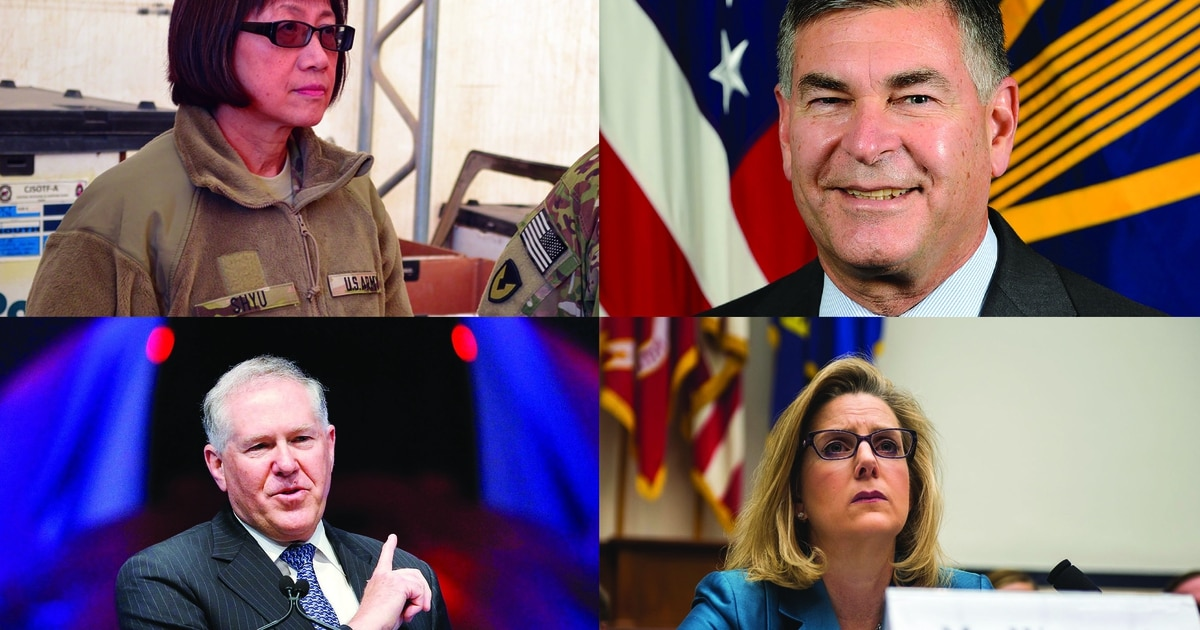 White House's slate of nominees would put familiar faces back in the Pentagon
