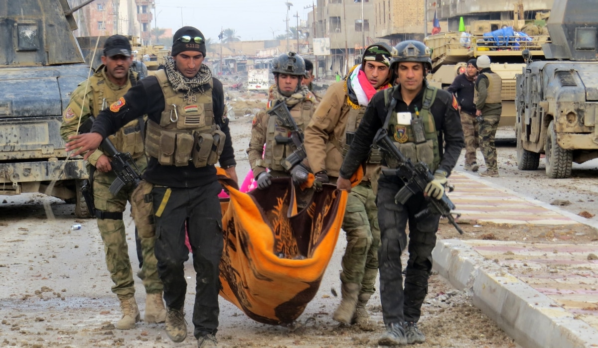 Squad-size' ISIS units remain in Ramadi