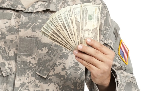 The new Pacer Military Times Best Employers ETF is based on Military Times' objective and highly respected Best for Vets Employers rankings. (iStock/Getty Images)