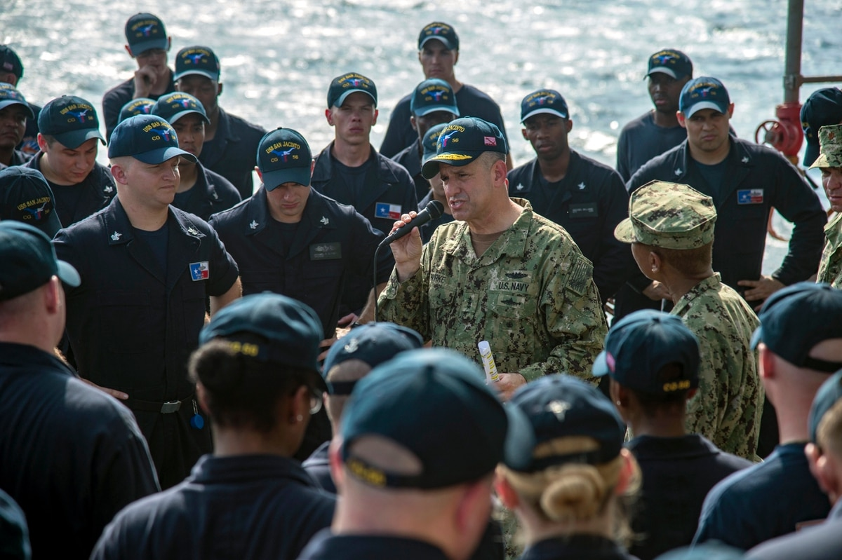 Commentary: Changes ahead for Navy personnel system, sailors