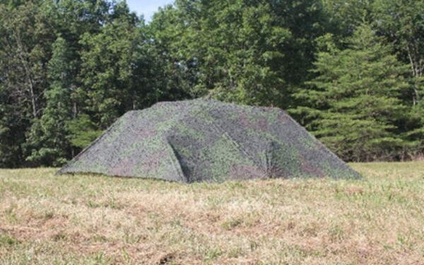 Army researchers and industry are testing prototypes for new camouflage netting that would conceal soldiers and equipment from sight and sensors. Three industry partners were awarded contracts to develop the models. One will be selected next year. (Army)
