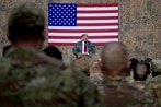 Iraqi lawmakers demand US withdraw its troops after Trump's surprise visit