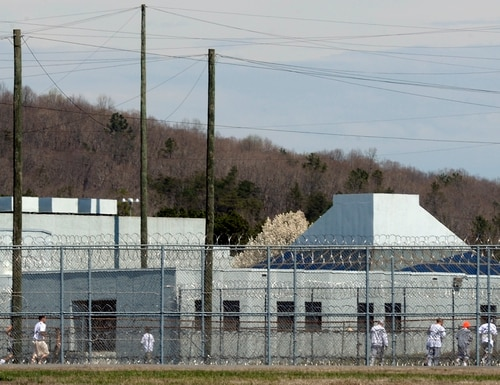 A Federal Bureau of Prisons correctional complex is seen April 1, 2014, in Butner, N.C. (Sara D. Davis/Getty Images)