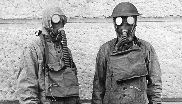 In 1918, the War Department centralized chemical warfare functions. This led to the establishment of the Chemical Warfare Service with full responsibility for all facilities and functions relating to toxic chemicals. (Army)
