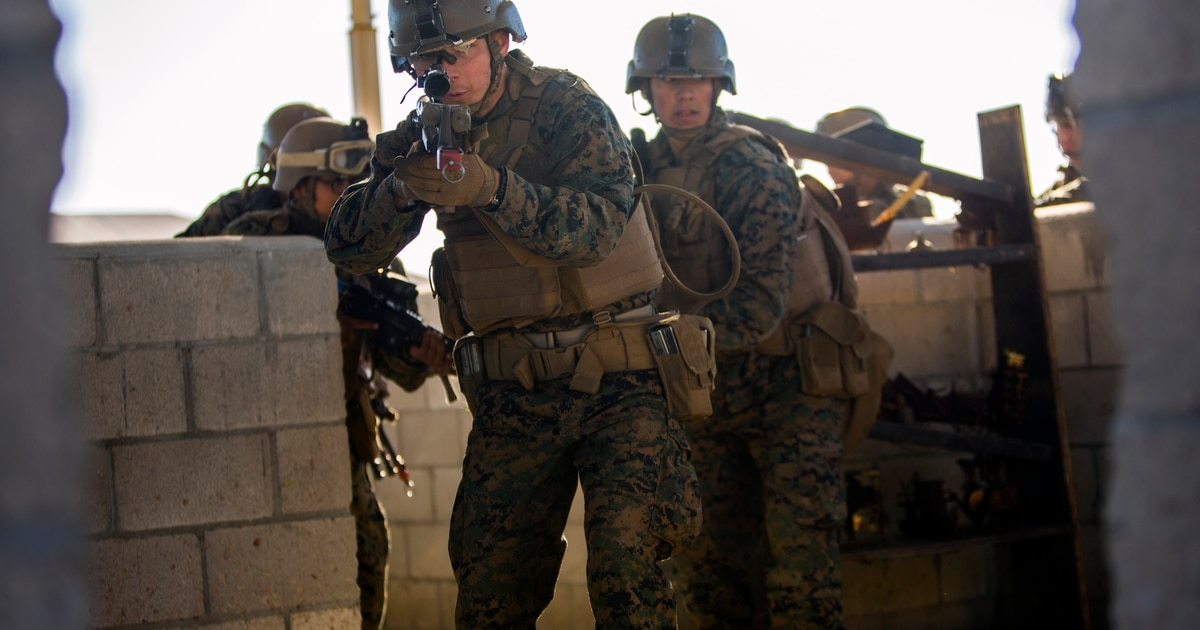 Marine infantry training not long enough ― or good enough ― for future fight, commandant says