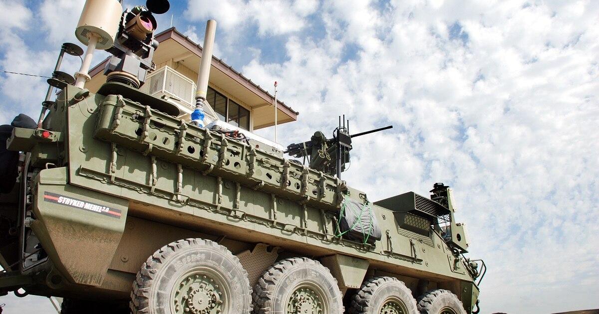 Budget Moving Trucks >> Lockheed-Dynetics team and Raytheon locked in battle to build 100-kilowatt laser for US Army