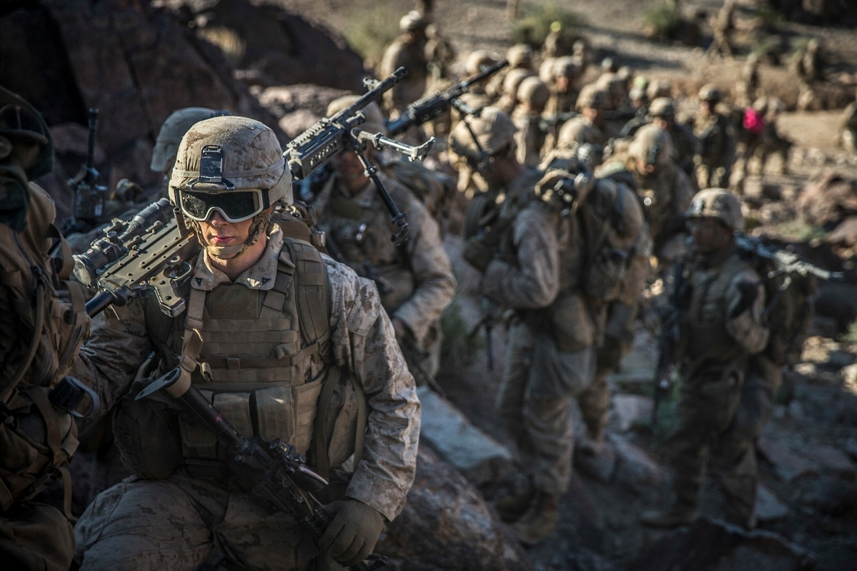 These Grunts Recommended A 15 Marine Rifle Squad At A Minimum The