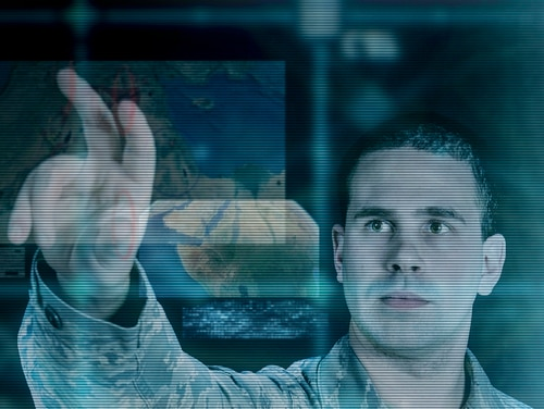 The Air Force is creating 16th Air Force that will integrate cyber, electronic warfare, intelligence, surveillance and reconnaissance and information operations under a single organization. (Kellyann Novak/ Air National Guard)
