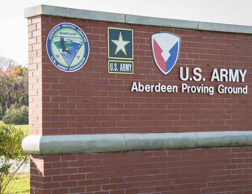 Authorities at Aberdeen Proving Ground, Maryland, responded to a report of a man confining himself in a home on post. He was later found dead. (Army)