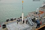 US Navy eyes new launchers on destroyers for hypersonic weapons