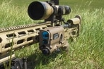 Marines select rifle-mounted laser rangefinder