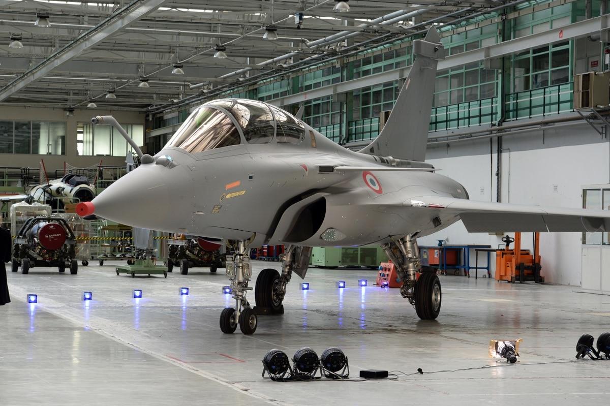 Dassault: Work on India Rafale Sale 95% Done