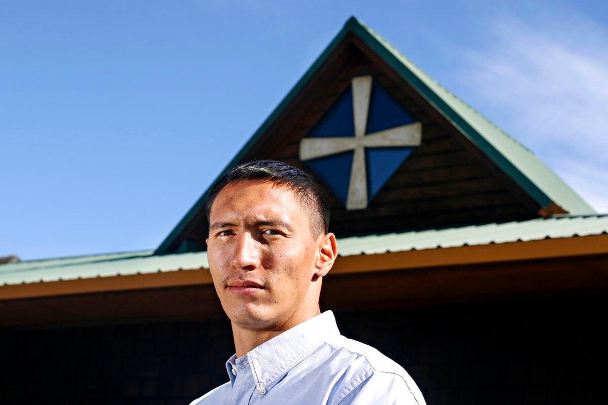 Native American Marine vet considered a homeland hero