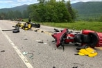 7 bikers connected to Marine JarHeads motorcycle club die in crash with pickup truck