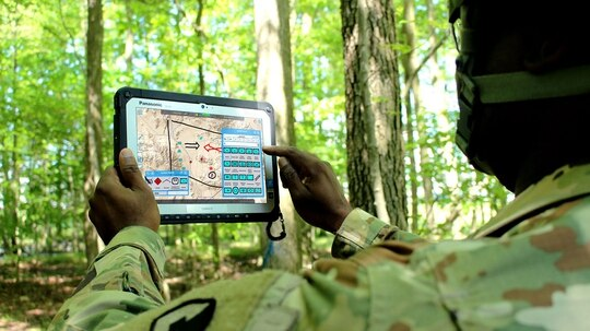 The Army wants to use data as a strategic asset. (U.S. Army Research Development, Engineering Command)