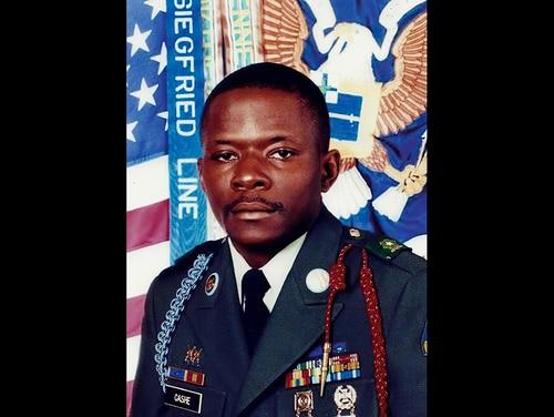 Army Sgt. 1st Class Alwyn C. Cashe. (U.S. Army via AP)