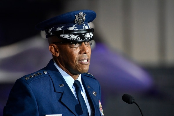 Air Force Chief of Staff Gen. Charles