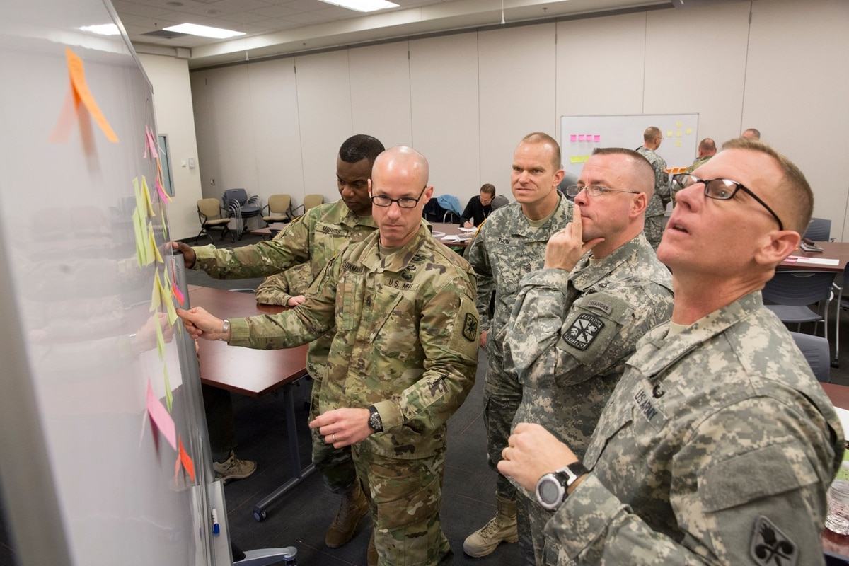 Army S New Leadership Strategy Replace Powerpoint With