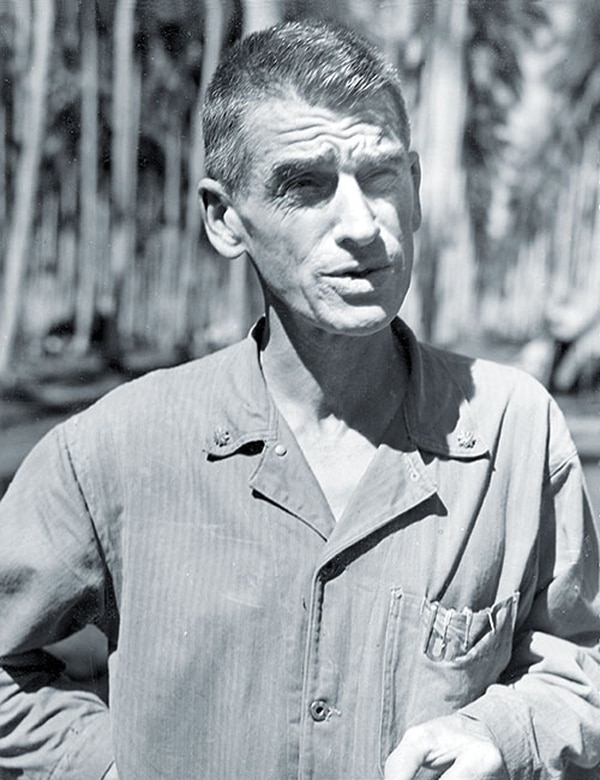 After a near-disastrous raid at Makin Atoll in August 1942, Lieutenant Colonel Evans F. Carlson saw on Guadalcanal an opportunity for redemption.