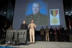 Midshipman awarded Navy and Marine Corps Medal for heroism