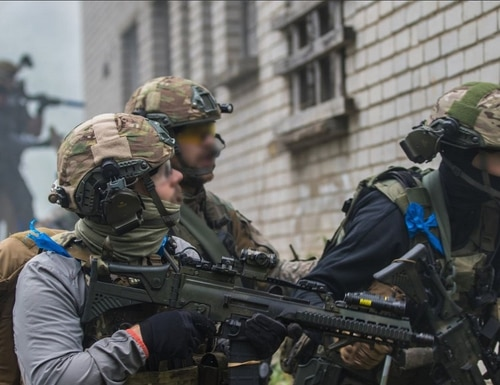 Going forward, Special Operations Command will look to leverage open source information for intelligence collection, more so than information gained through classified channels. (U.S. Special Operations Command Europe/Twitter)