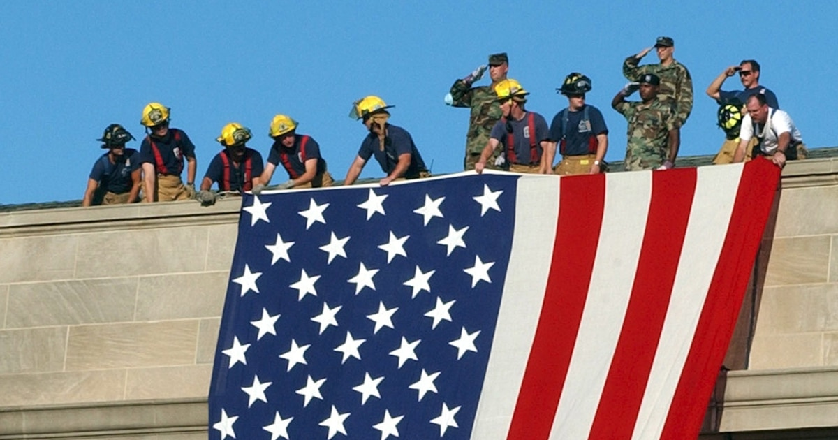 Never Forget - 9/11 Anniversary