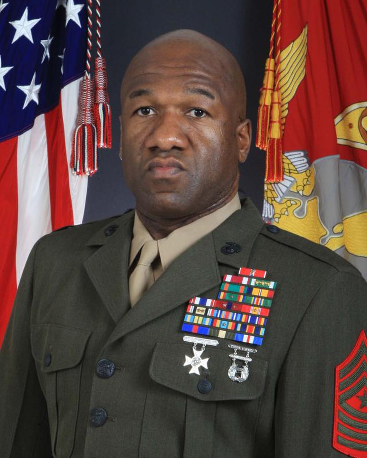Charges dropped against Parris Island Sgt. Maj. who ...