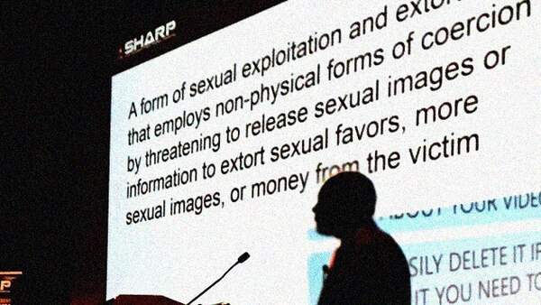 Sextortion: The U S  military's dirty little secret is a