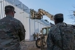 Pentagon extends border deployment for active duty troops through September