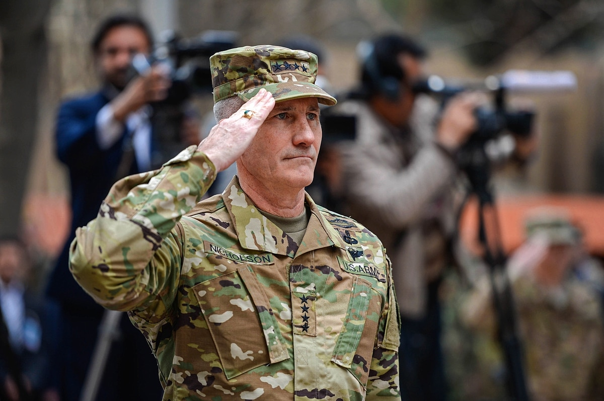 General Speaks Out On Afghanistan War >> A New General Takes Command Of The Endless War In Afghanistan
