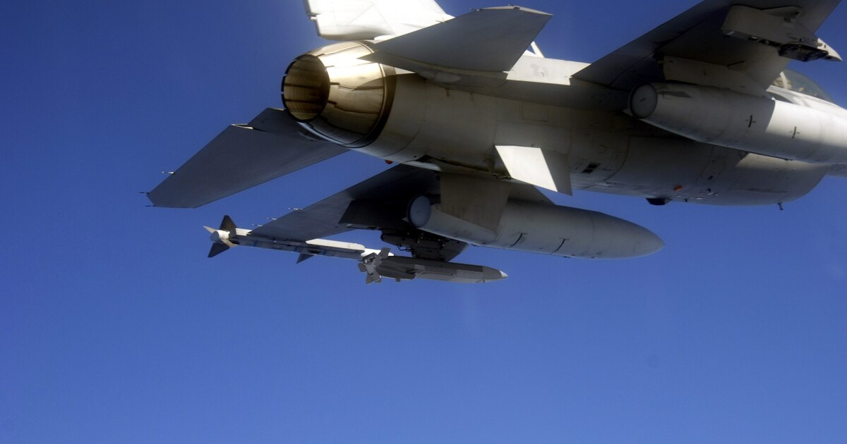 Raytheon in $34M electronic warfare deal with Air Force