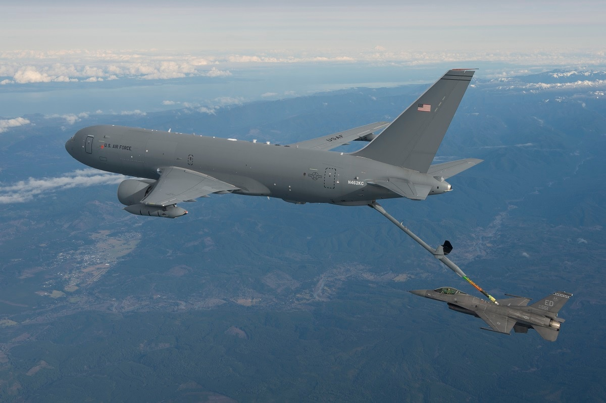Saab For Sale >> KC-46 refueling tanker receives one of two FAA certifications