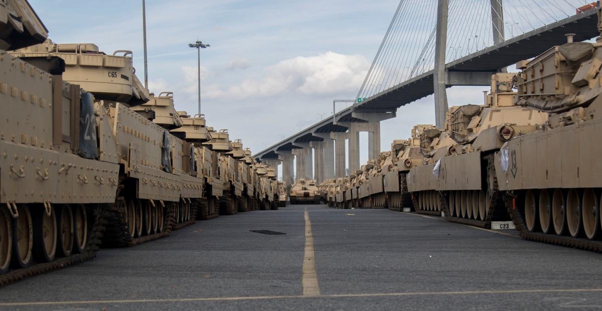 Das Pentagon enthüllt Details der Übung Defender Europe 2021