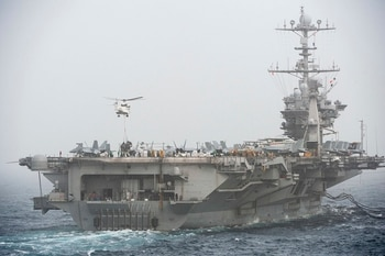 What if the US stopped sending aircraft carriers to the Arabian Gulf?