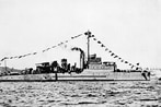 Navy vessel sunk by German sub in WWII finally found