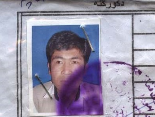 Safar Ali Paiam is one of the thousands of Afghans who worked with the U.S. and is now in fear of Taliban retribution. (Courtesy Safar Ali Paiam).