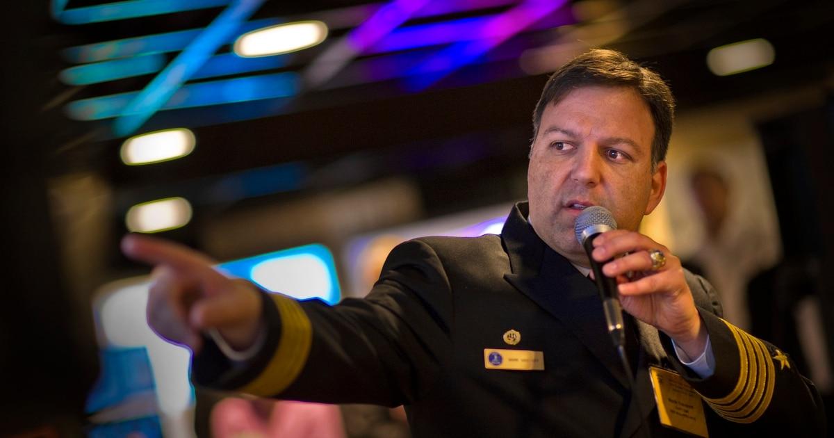 Fincantieri's Marinette Marine announces Mark Vandroff as new shipyard CEO