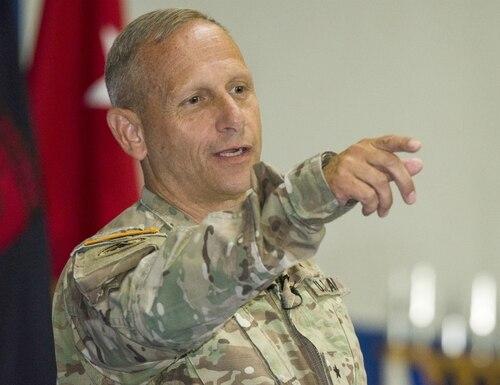 Retired Army Brig. Gen. Donald C. Bolduc(U.S. Army photo by Visual Information Specialist Eric Steen)