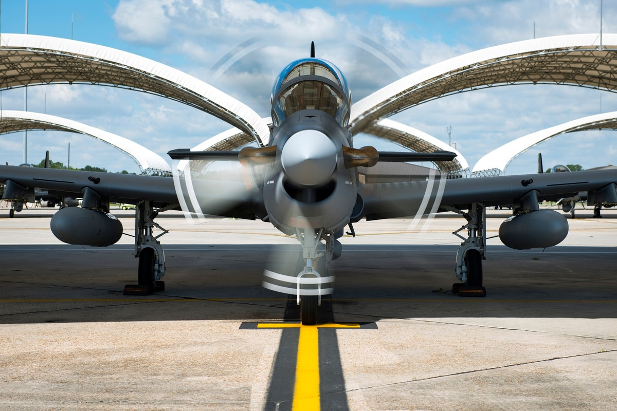 US Air Force officially buying light attack planes