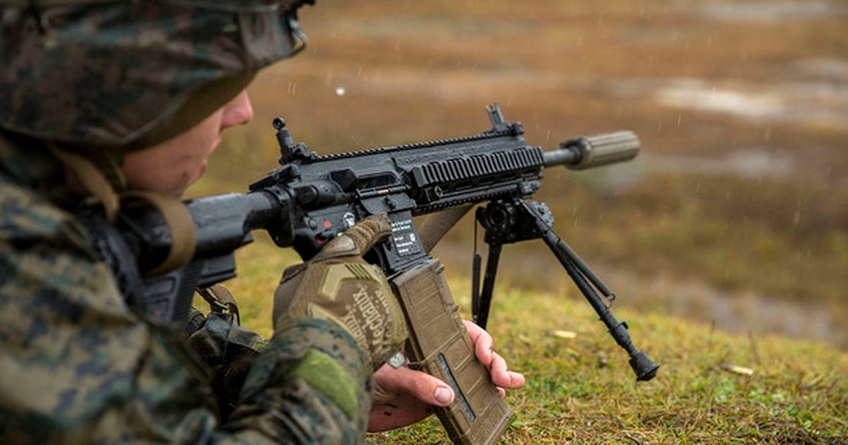 How the Marine Corps is conducting a modernization overhaul of infantry weapons