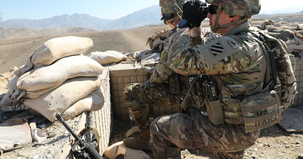 Army Guard unit runs a range of missions, including insider attack response, during recent Afghan tour